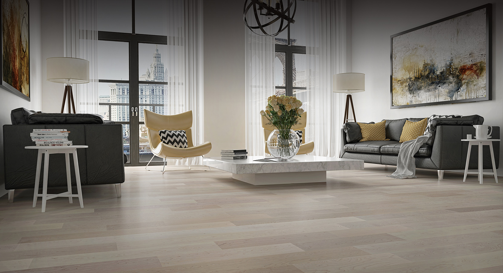 Permabois Wood Flooring